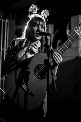 Chrissy Barnacle @ Somewhere, It's Summer Fest, Wharf Chambers, 23/01/16