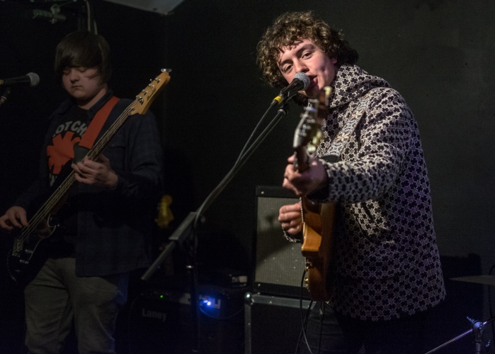 The Chase @ Rough Trade, 15/02/18