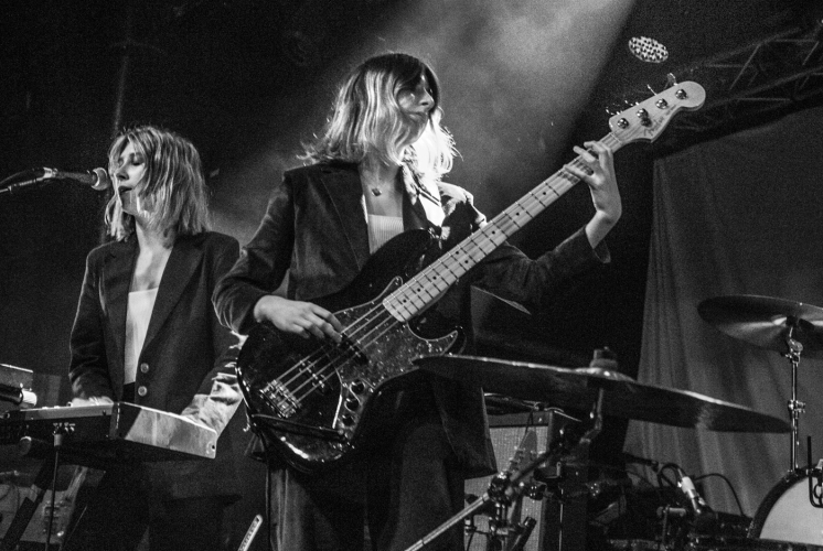 Stonefield @ Rock City, 30/09/19