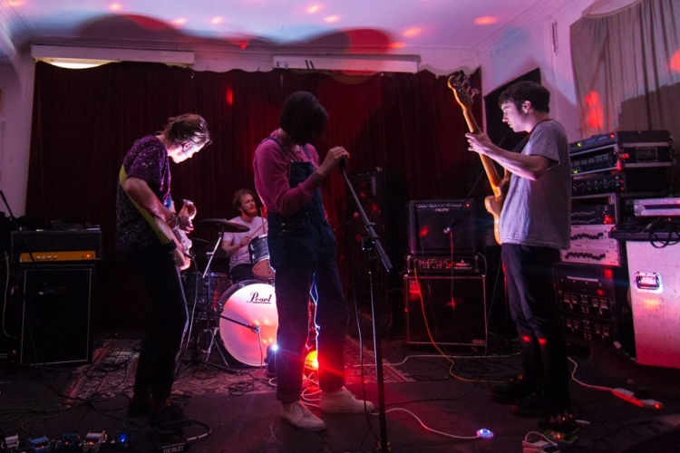Hengg @ Dot to Dot, The Chameleon, 24/05/15