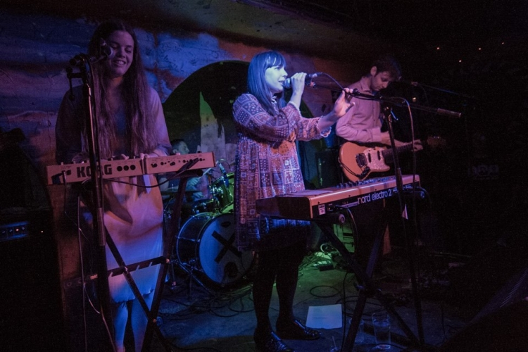 Cosines @ Odd Box Weekender, The Shacklewell Arms, 03/05/15