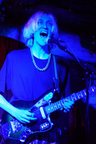 Joey Fourr @ The Shacklewell Arms, 14/12/14