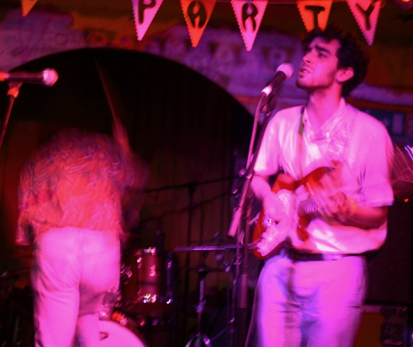 Bordeauxxx @ Hardly a Party, The Shacklewell Arms, 24/08/14