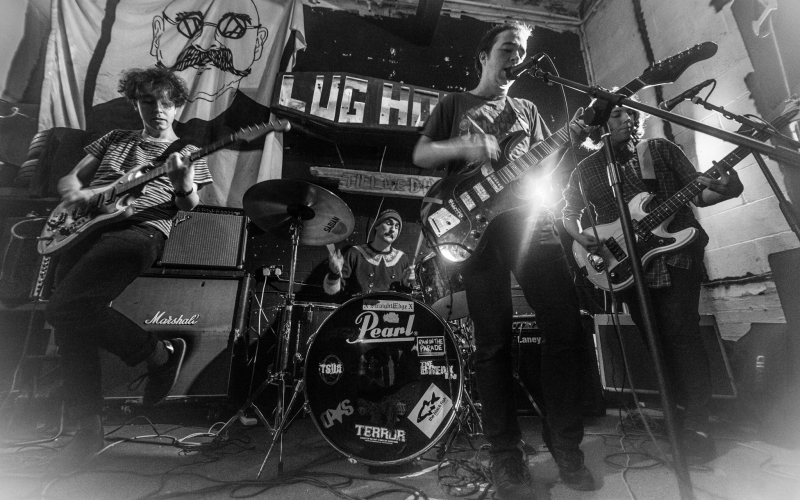 The Spook School @ The Lughole, 26/11/16