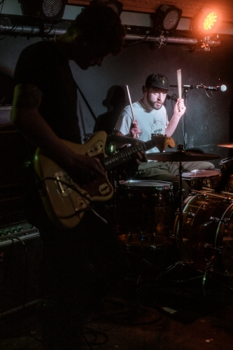 Vulgarians @ The Red Room, Rescue Rooms, 29/01/19